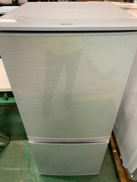 SHARP シャープ 冷蔵庫 SJ-D14C-S