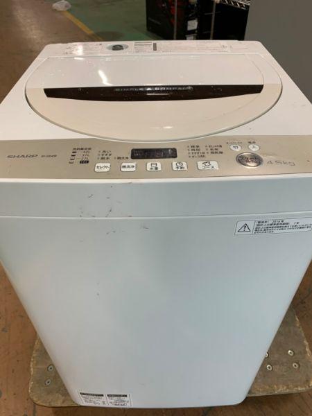 シャープSHARP 全自動洗濯機 ES-GE45R
