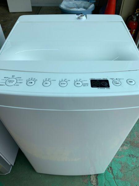 ハイアール AT-WM45B 全自動洗濯機