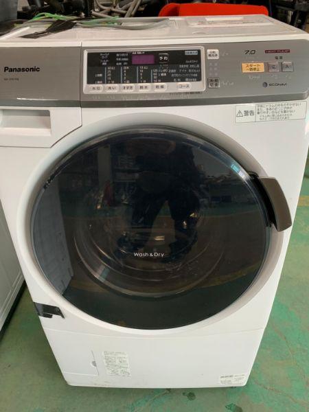 Panasonic パナソニック プチドラム NA-VH310L 洗濯機 ドラム式 7.0kg