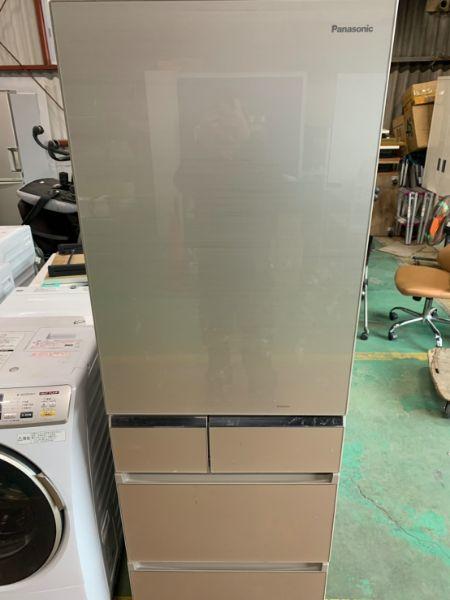Panasonic パナソニック  5ドア冷凍冷蔵庫  NR-E430GVL-W