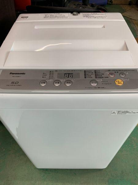 Panasonic パナソニック 簡易乾燥機能付洗濯機 NA-F50B11 5kg