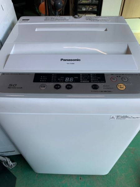 Panasonic パナソニック NA-F50B8-S 洗濯機
