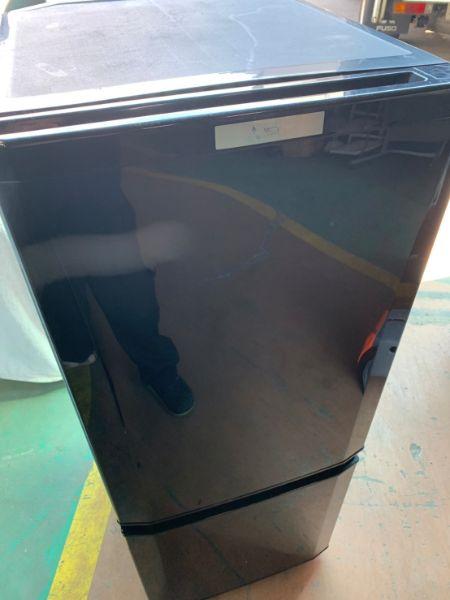 MITSUBISHI 三菱 146L 2ドア冷凍冷蔵庫 MR-P15D-B