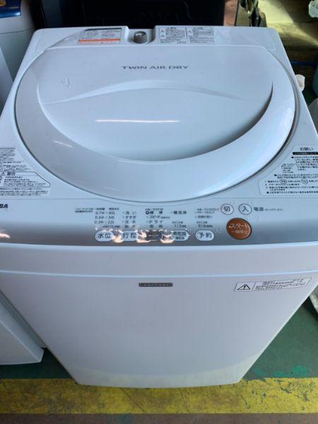 東芝 全自動洗濯機 4.2kg AW-4SC2
