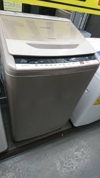 HITACHI 日立 BW-V100B 全自動電気 洗濯機
