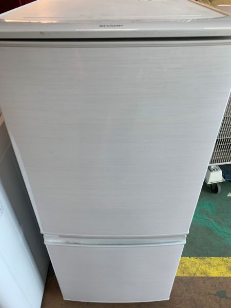 SHARP シャープ SJ-D14C-W 冷蔵庫