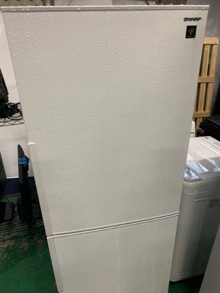 シャープ SJ-PD28E-W 冷蔵庫