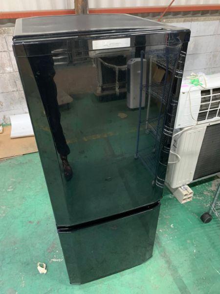 三菱 MITSUBISHI MR-P15A-B 冷蔵庫