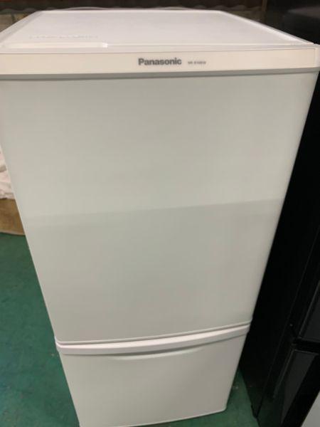 Panasonic ノンフロン2ドア冷凍冷蔵庫 NR-B14BW