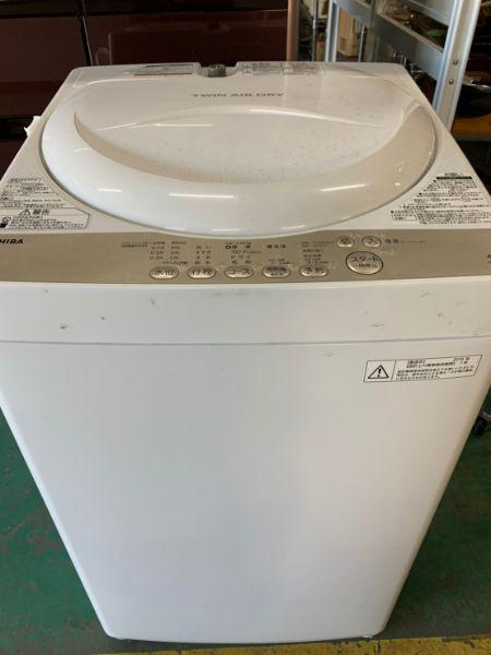 東芝 全自動洗濯機 AW-4S3