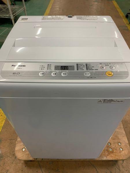Panasonic パナソニック NA-F60B12 全自動洗濯機 6.0kg
