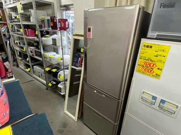 日立 冷蔵庫 365L R-K370EV