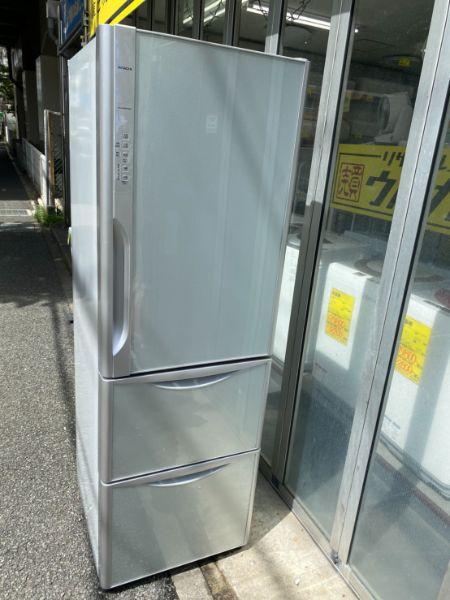 HITACHI R-D3700 冷蔵庫
