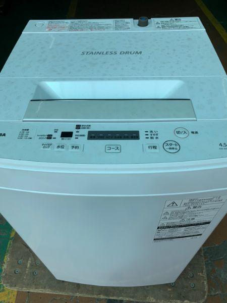 東芝 洗濯機 AW-45M5
