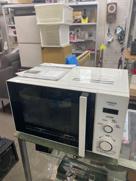 日立 HITACHI 電子レンジ HMR-BK220-Z5