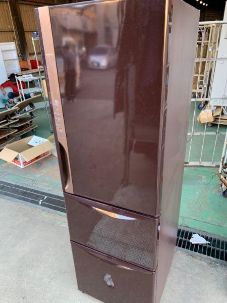 HITACHI 日立 R-K32JV 冷蔵庫