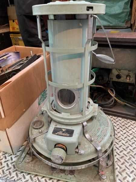 Aladdin アラジン39型 開放式石油ストーブ J3900001