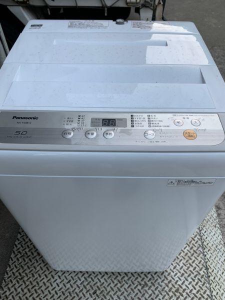 Panasonic パナソニック 全自動洗濯機 NA-F50B12