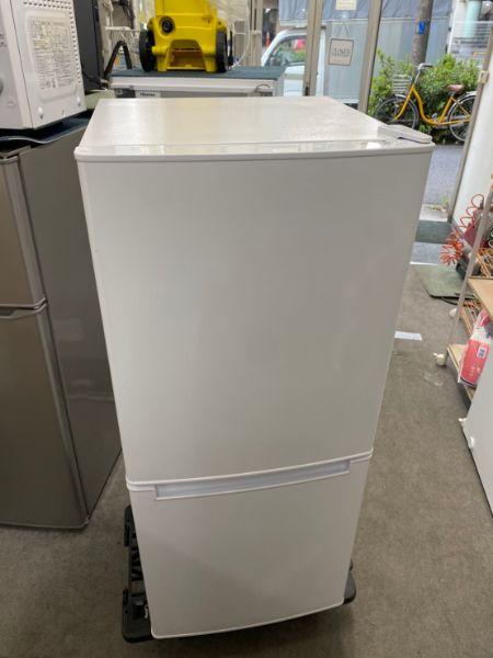 ニトリ 家庭用 2ドア 冷蔵庫 NTR106