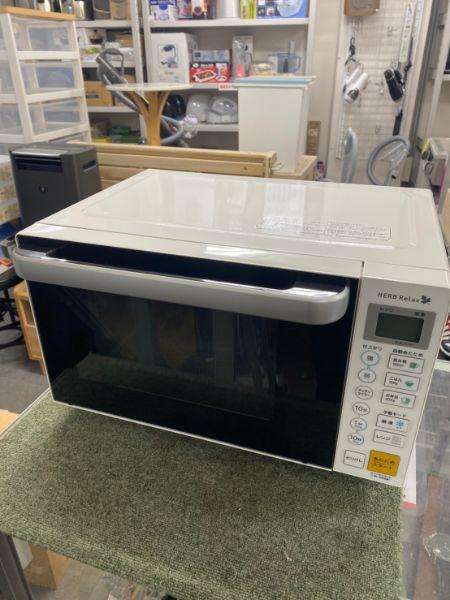 ヤマダ電機 YMW-S18F1 フラットテーブル 電子レンジ