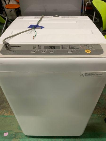 Panasonic パナソニック 全自動洗濯機 5.0kg NA-F50B12