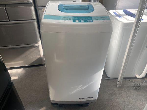 日立 全自動洗濯機 5Kg NW-5SR
