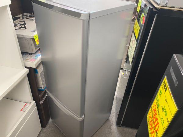 Panasonic NR-B17AW-S 2ドア冷蔵庫