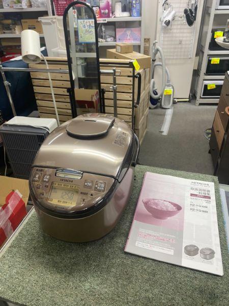 日立 HITACH IRZ-YG10M 圧力IH炊飯器