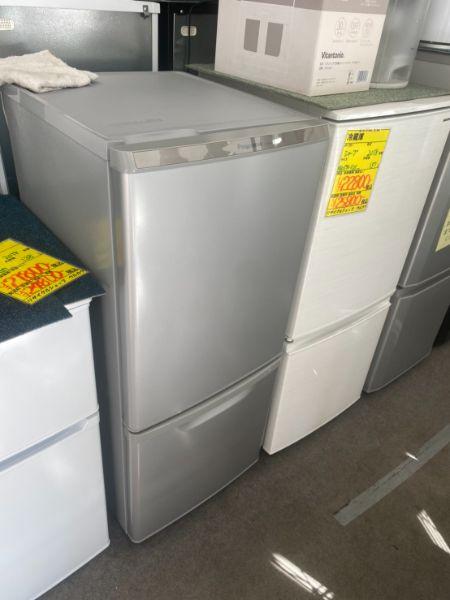 Panasonic パナソニック 2ドア 冷凍冷蔵庫 168L NR-B17AW-T