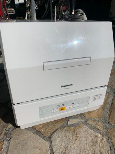 Panasonic プチ食器洗い乾燥機 NP-TCM4-W