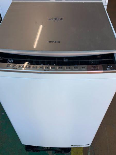 HITACHI BW-D8WV 洗濯 乾燥機