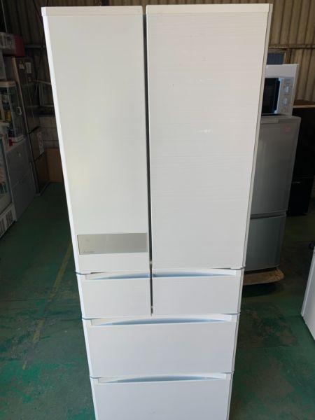 三菱冷蔵庫 JXシリーズ525L MR-JX53
