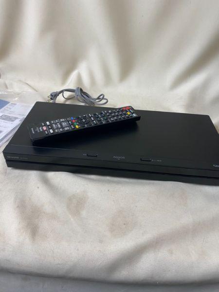 SHARP シャープ AQUOS アクオス BD-NS520 ブルーレイ DVD レコーダー