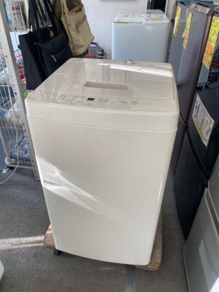 無印良品 全自動電気洗濯機 MJ-W50A