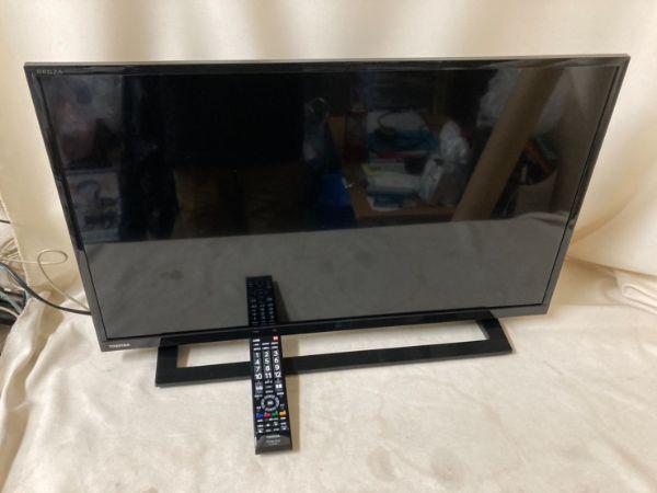 TOSHIBA 東芝 REGZA レグザ 32型液晶テレビ 32S22