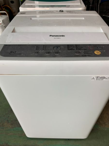 Panasonic パナソニック NA-F50B10 全自動電気洗濯機