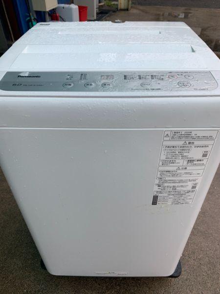 Panasonic 6kg 全自動洗濯機 NA-F60B13