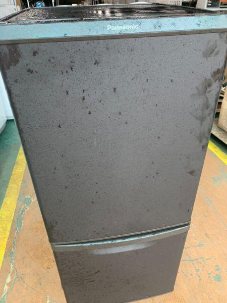 Panasonic 2ドア 冷凍冷蔵庫 NR-B14CW-T