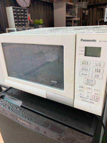 Panasonic パナソニック オーブンレンジ NE-T15A3-W