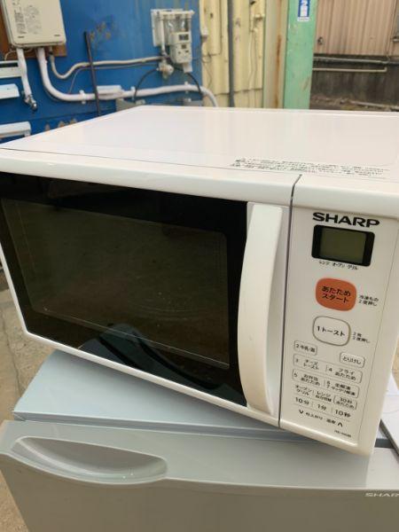 SHARP シャープ RE-S50B-W オーブンレンジ