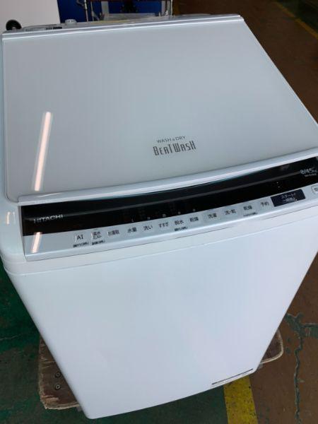 HITACHI 日立 ビートウォッシュ BW-DV80E