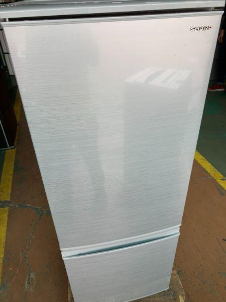 SHARP シャープ 2ドア冷凍冷蔵庫 SJ-D17F-S